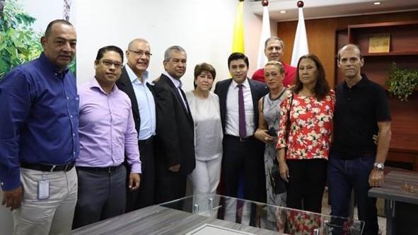 Asistentes posesión Secretario General 2019