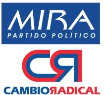 Logo Cambio Radical y Mira